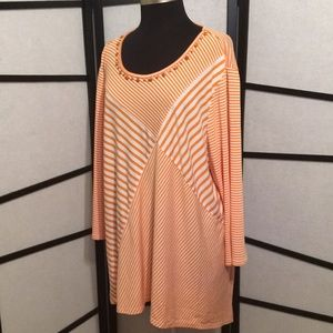 Alfred Dunner 3X  Top